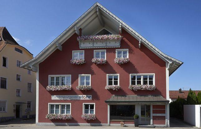 Landmetzgerei Stohr, 88145 Opfenbach im Allgäu